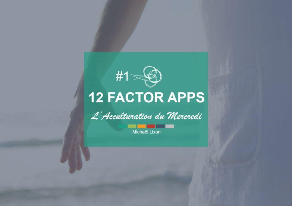 12 factor apps