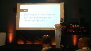 REX - Migrez efficacement vos Jobs CI Maven en Pipeline Docker avec Jenkins 2