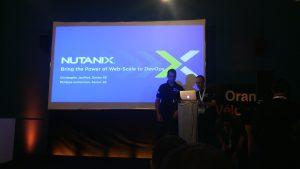 Nutanix Acropolis Container Services