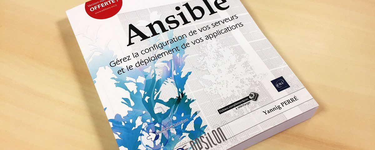 livre sur Ansible en français