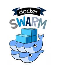 Logo Docker Swarm