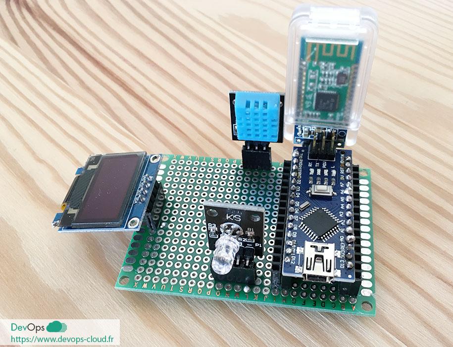 IoT-S01E01-08 système embarqué arduino